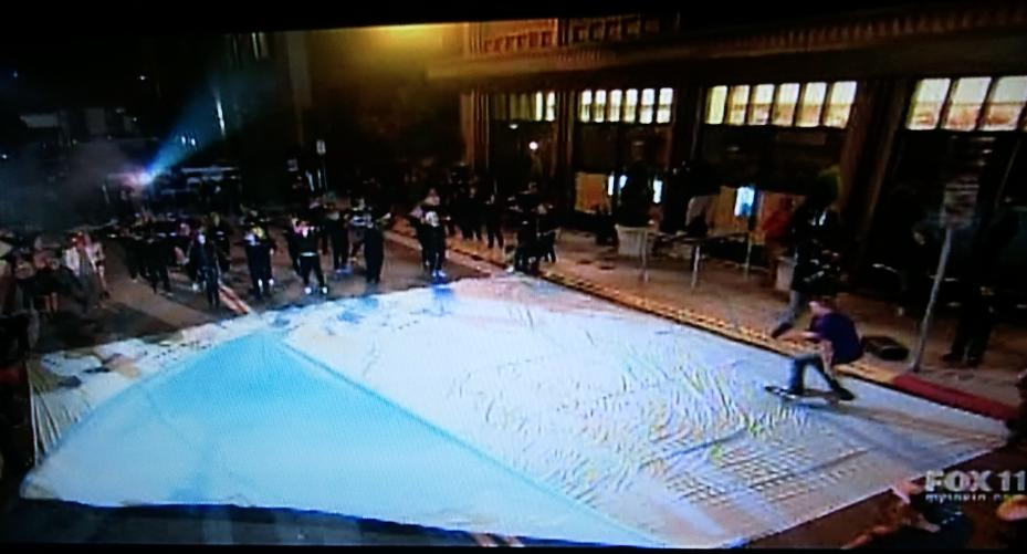 STREET SURFING on FOX11?