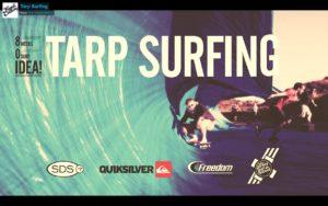 UK Tarp Surfing